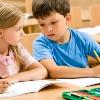 Sprachschule, Schulkind, Sprache, Lernen